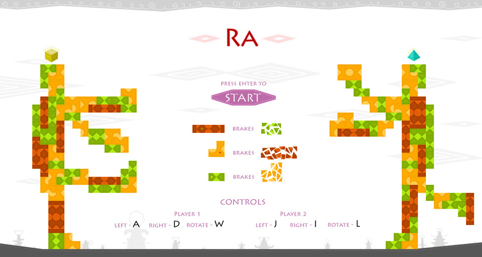 Viktor Mazhlekov's Ra - logical multiplayer game